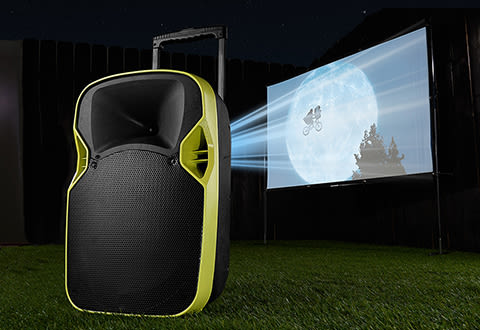 Portable Drive-In Movie Theater