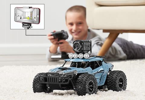 RC Spy Cam Rover