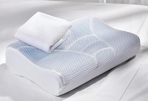 Cool Air Memory Foam Pillow