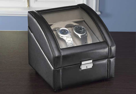 Leather 2 Watch Winder