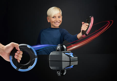 Virtual Disc Battle