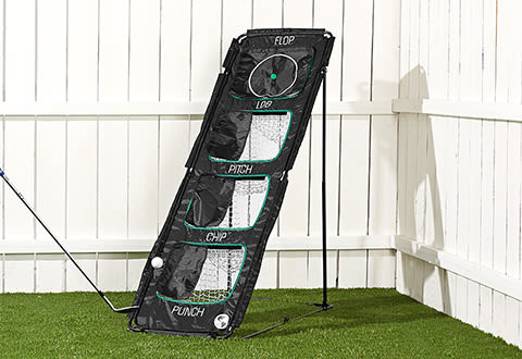 Vertical Chipping Practice Net
