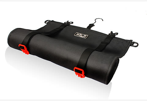 Portable Roll-Up Travel Bag