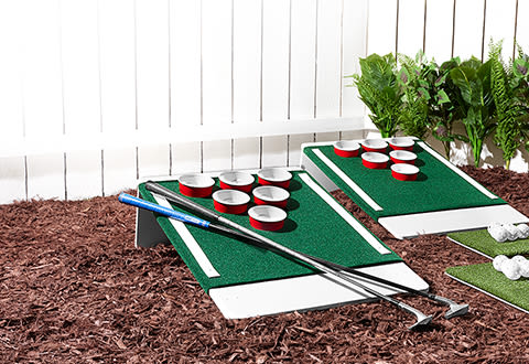 Backyard Pong Golf
