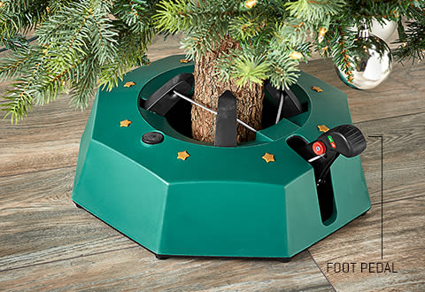 World's Easiest Christmas Tree Stand