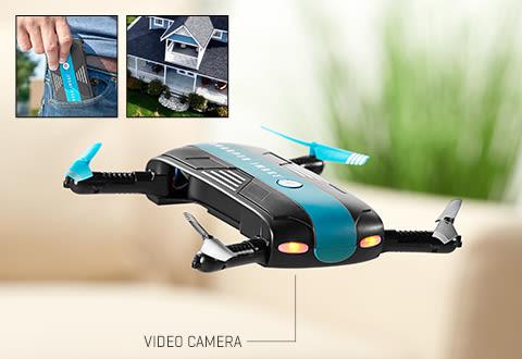 Pocket Video Drone