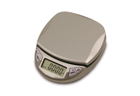 Smallest Kitchen Scale