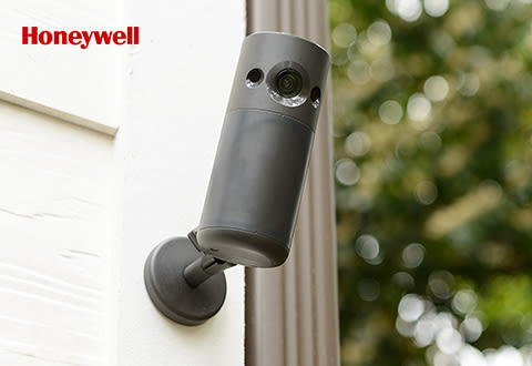 Honeywell® Smart Home Security Outdoor MotionViewer™