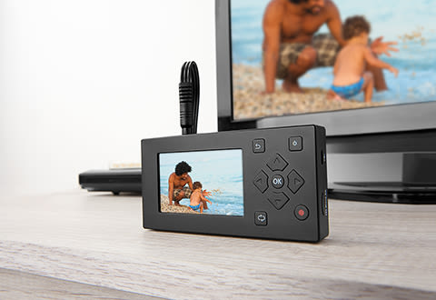 Portable Video Recorder and Converter