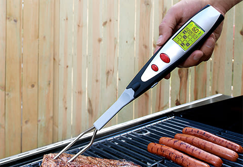 Digital BBQ Fork