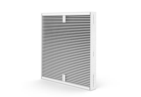 Replacement Filter for Advanced HEPA Air Purifier with Carbon Weave Technology