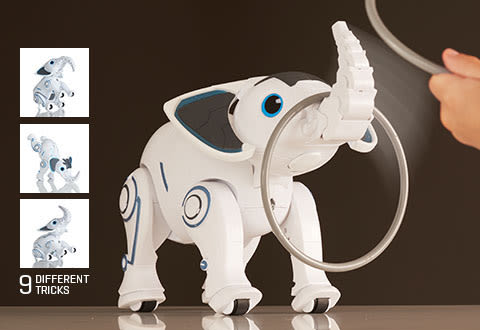 RC Interactive Elephant