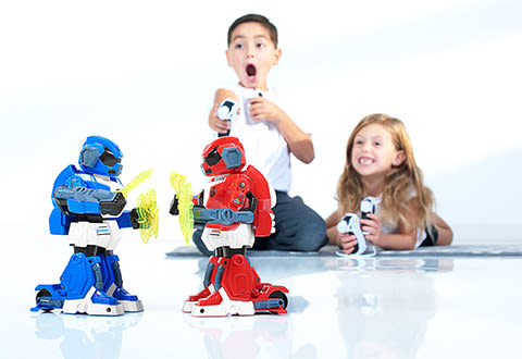 RC Boxing Robots (Set of 2)