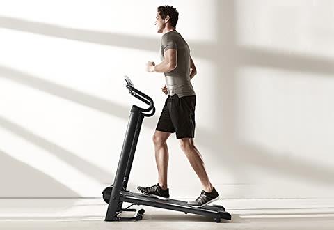 Magnetic Foldaway Treadmill