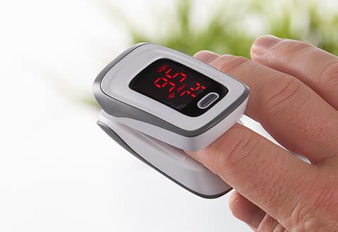 Realtime Oxygen Meter