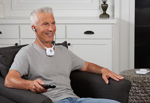 Wireless Audio Listener