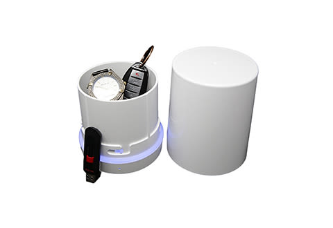 Smart Voice-Activated Lock Box