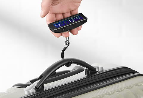 Smallest Digital Luggage Scale