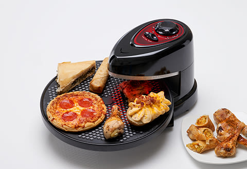 Rotating Counter Top Oven