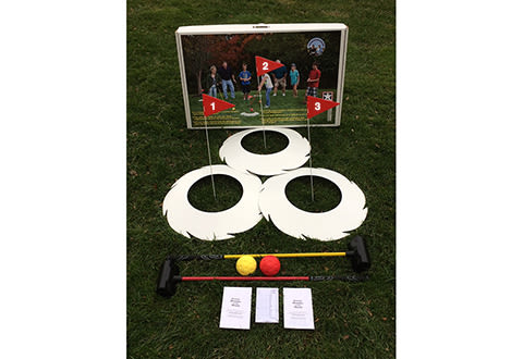 Yard Golf Set