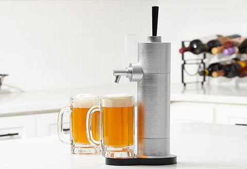 Canned Beer Draft System