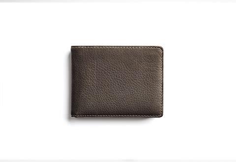 Men's Deerskin Bifold Wallet