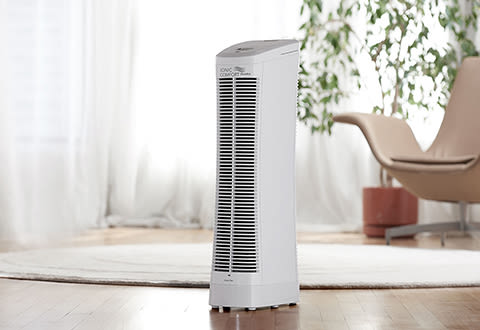 Factory Reconditioned Ionic Comfort Quadra Air Purifier