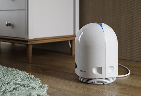 Airfree P1000 Filterless Silent Air Purifier (450 Sq. Ft.)