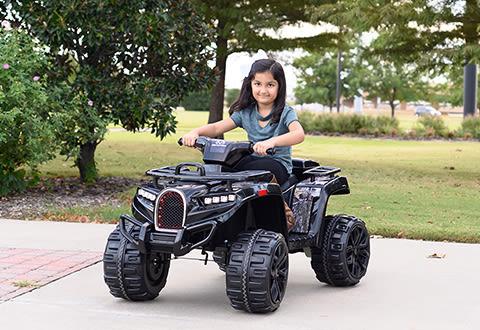 ATV Four Wheeler Electric Ride On