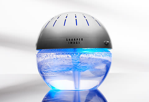 Lighted Water Air Purifier and Freshener