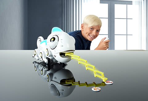 RC Hungry Robotic Chameleon