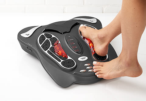 T.E.N.S. Foot Massager with Infrared Heat