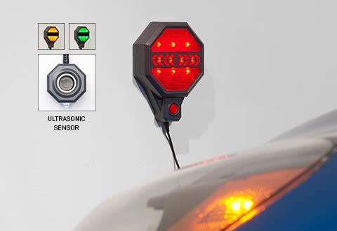 Ultrasonic Garage Parking Sensor