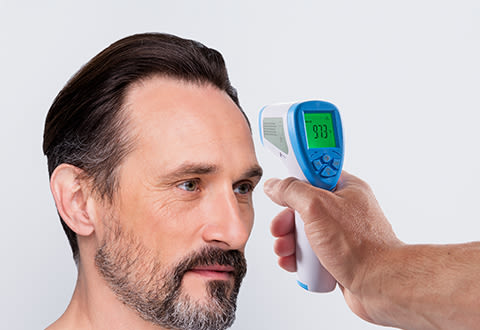 Infrared No Contact Thermometer