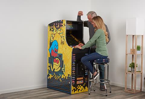 Pac-Man's Pixel Bash Cabaret