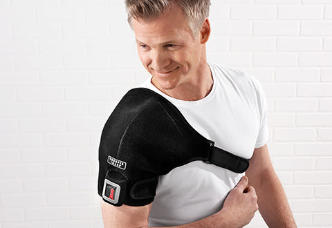 Cordless Shoulder Heat Therapy Wrap