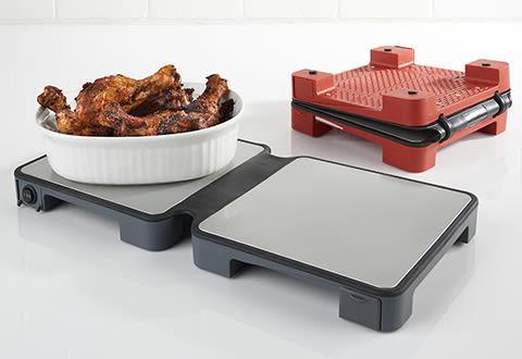Foldable Warming Tray