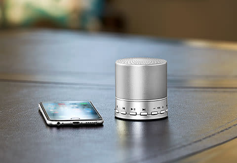 Bluetooth Bedroom Speaker With Soothing Sounds