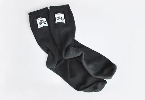 Reflective Biker Socks