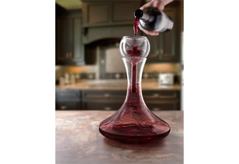 Double Aerator Decanter Set
