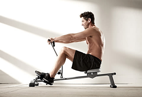 Portable Rowing Machine
