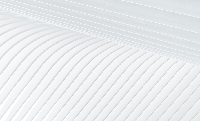 A white abstract image.