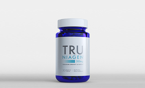 Tru Niagen 300mg 30 count - front bottle