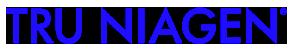Tru Niagen logo