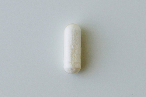 An image of the Tru Niagen capsule