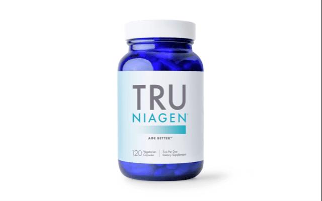 Tru Niagen 150mg 120 count Bottle Front