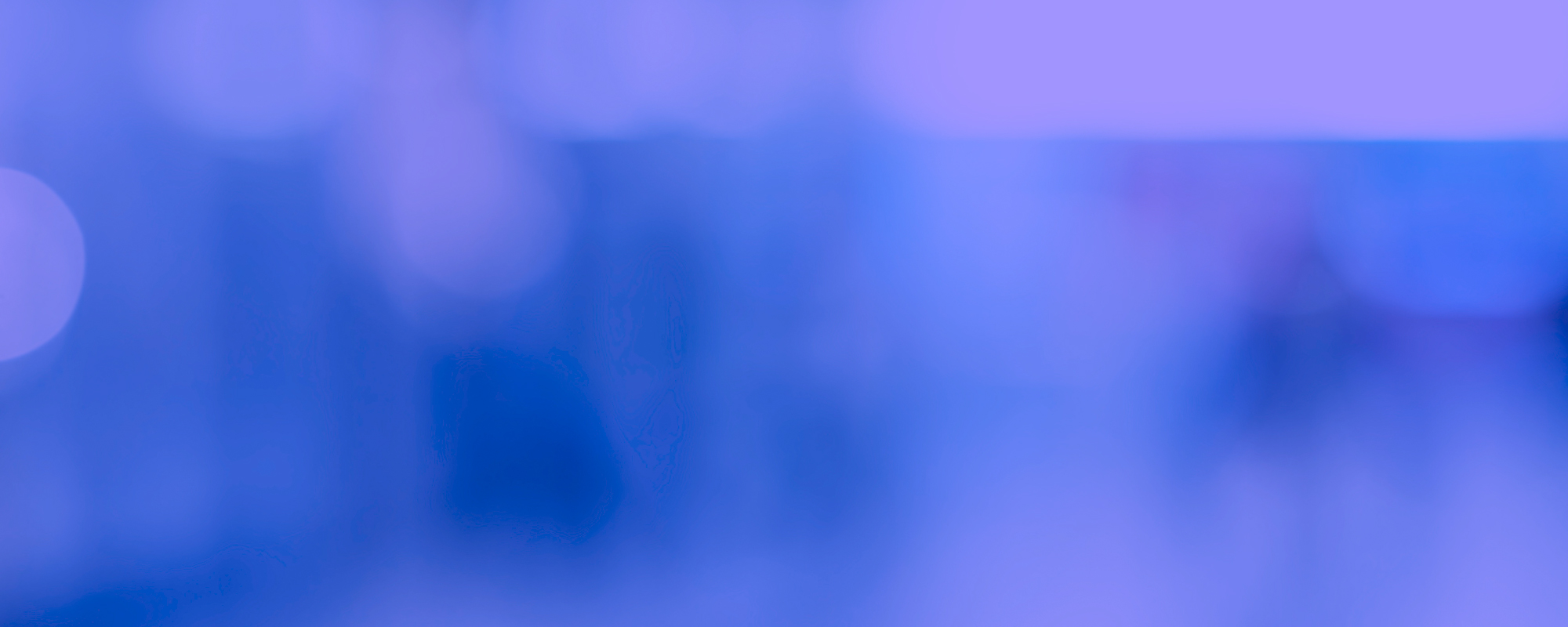 blue/purple abstract