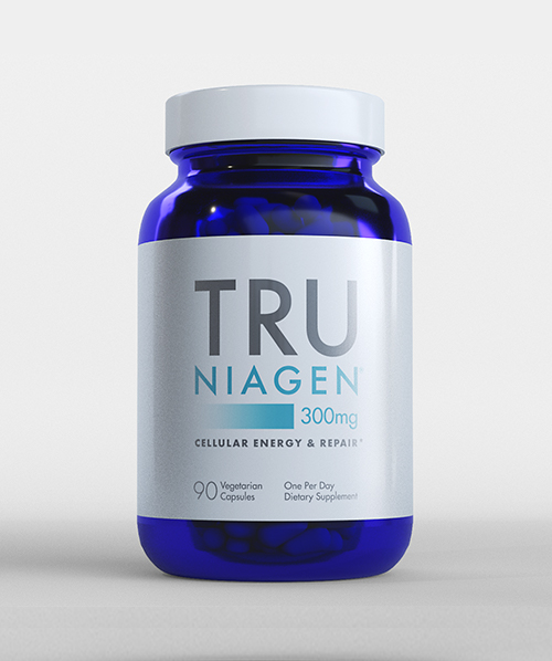 Use Promo Code: LINDACOOPER to receive $20 off your Tru Niagen order of 3 bottles or more