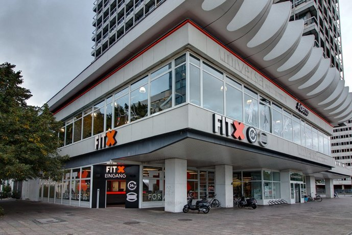 FitX Fitnessstudio Berlin: Training in deiner Nähe