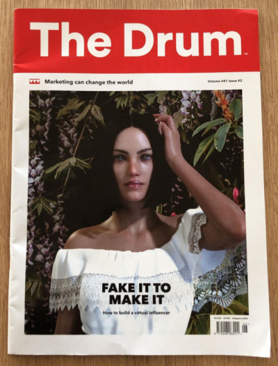 THE DRUM, FEBRUARY 2020